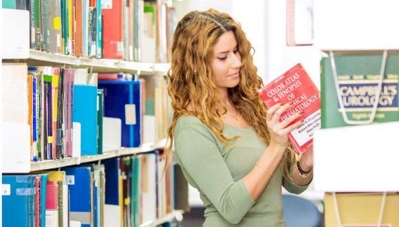 אוספים בספרייה